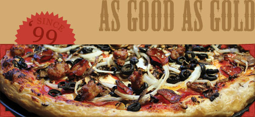Old Town Pizza / Auburn CA, Lincoln CA, Roseville, CA / Best